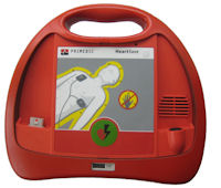 Primedic AED's HeartSafe PAD AED