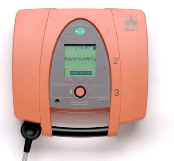 Bexen Reanibex 200-E met ECG AED